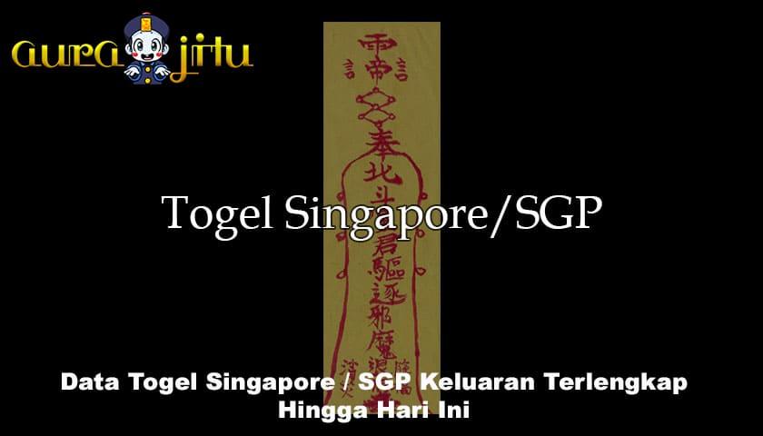 Data Togel SGP (Singapore) Keluaran Terlengkap Hingga Hari Ini