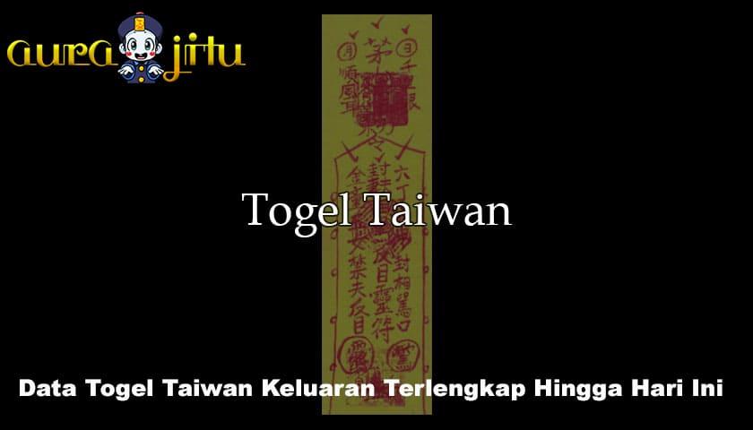 Data Togel Taiwan Keluaran Terlengkap Hingga Hari Ini