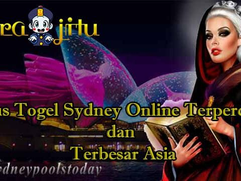 Situs Togel Sydney Online Terpercaya dan Terbesar Asia